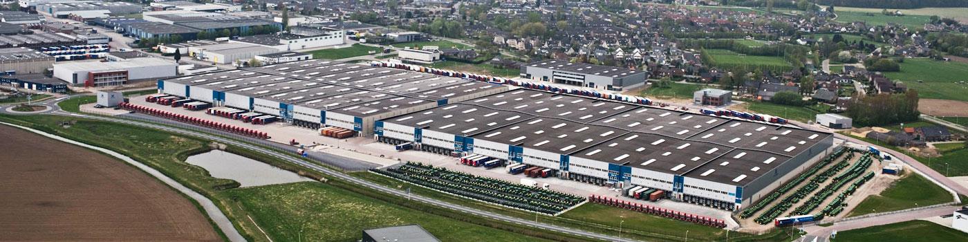 Logistieke centra