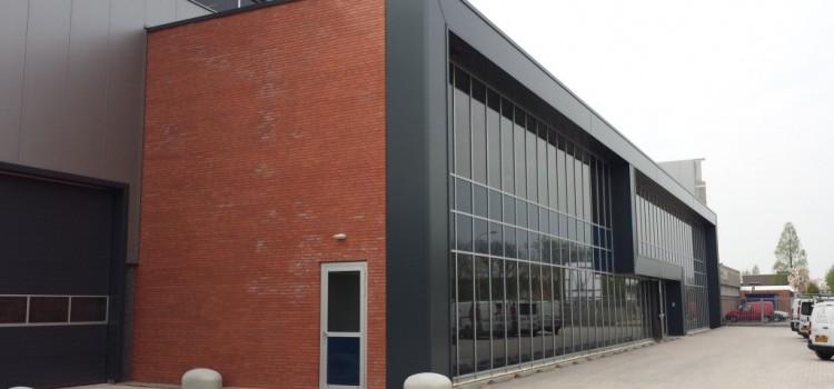 Debo 's-Heerenberg: Fase 2 montage prefab betononderdelen